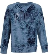PRPS embroidered logo sweatshirt