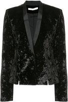 Jonathan Simkhai crushed velvet jacket