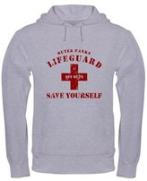 CafePress - Outer Banks Lifeguard Off Duty Save Yourself Hoode - Pullover Hoodie, Hooded Sweatshirt