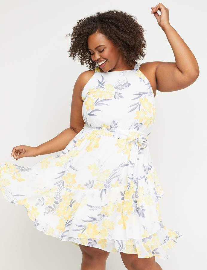 889eabbfa2f Lane Bryant Plus Size Dresses - ShopStyle