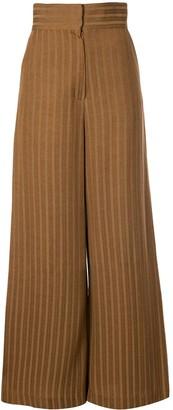 Muller of Yoshio Kubo Wide Leg Trousers