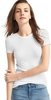 Gap Luxe modal ribbed tee