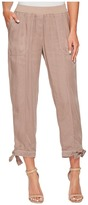Three Dots All Weather Twill Utility Pants Women's Casual Pants