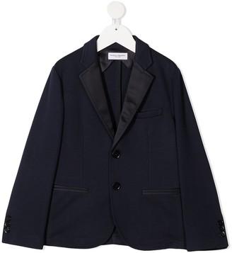 Paolo Pecora Kids Tailored Blazer Jacket