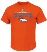 Majestic NFL 2016 Super Bowl Champions Denver Broncos Colour Tee