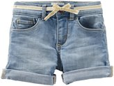 Osh Kosh Denim Shorts (Toddler/Kid) - Feather Blue - 4
