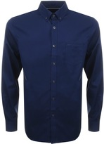 Lacoste Long Sleeved Shirt Blue