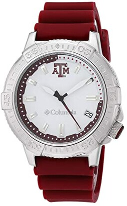 Columbia College Texas AM Aggies Peak Patrol Watch (White) Watches