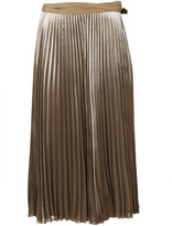 Valentino Pleated Skirt