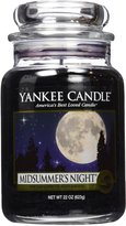 Yankee Candle Large Jar Candle, Midsummer's Night