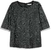 H&M Sequined Blouse