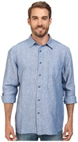 Quiksilver Waterman - Burgess Isle Traditional Woven Top Men's Clothing