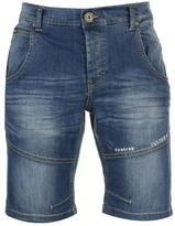Firetrap Blackseal Corry Denim Shorts