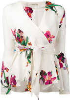 Etro floral blouse - women - Silk - 40