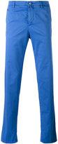 Kiton slim-fit trousers
