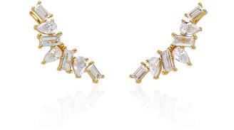 Daixa Somed Adele Gold Earrings