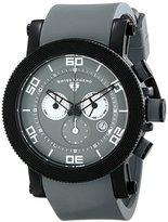 Swiss Legend Men's 30465-BB-014 Cyclone Analog Display Swiss Quartz Grey Watch