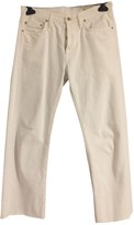 Mauro Grifoni White Denim - Jeans Trousers for Women