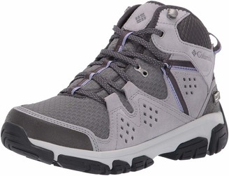 Columbia Women's Isoterra Mid Outdry Boot Waterproof & Breathable