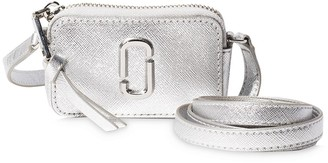 Marc Jacobs The Shot Metallic Purse