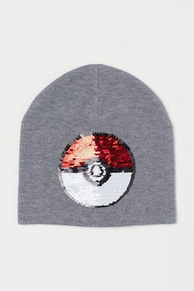H&M Motif-detail hat