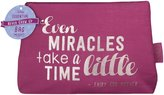 Mad Beauty Disney Even Miracles Take A Little Time Make Up Bag