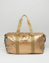 Puma Carryall Bag In Gold