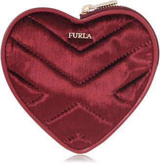 Furla Fortuna Heart Coin Purse