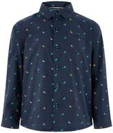 Monsoon Dippy Print Long Sleeve Shirt