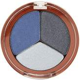 Mineral Fusion Eye Shadow Trio, Stormy, .1 Ounce by