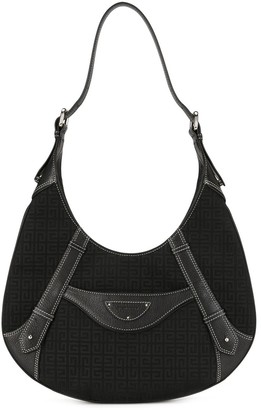 Givenchy Pre Owned 2000s Logo Plaque Handbag