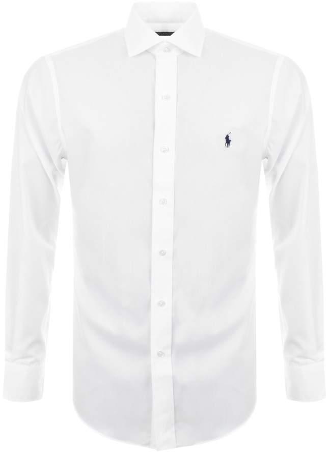 Ralph Lauren Slim Fit Shirt White