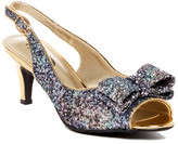 J. Renee Valarey Glitter Pump - Wide Width Available