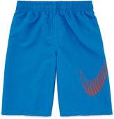 Nike Big Swoosh Swim Trunks - Preschool Boys 4-6