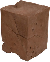 Dilmos Into The Jungle - Paws Terracotta Stool