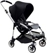 Bugaboo Bee3 Stroller - Black - Grey Melange - Aluminum by