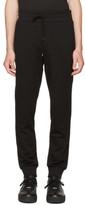 Dolce & Gabbana Black Bee Lounge Pants