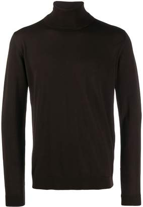 Roberto Collina turtleneck knit sweater