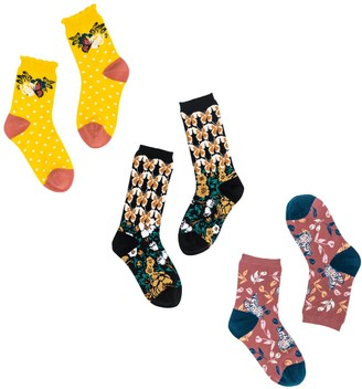 Sock Candy Butterfly Bundle (3 Pack)