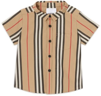 Burberry Kids Icon Stripe Shirt