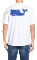Vineyard Vines Men's Ocean Whale Pocket T-Shirt