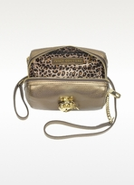 Juicy Couture Robertson Leather Mini Steffy Cross-body Bag