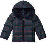 Ralph Lauren Quilted Down Hooded Jacket