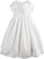 Bonnie Jean Girls 7-16 & Plus Size Scalloped Lace Dress