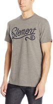 Element Men's Serpant Short Sleeve T-Shirt, Grey Heather