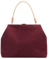 Mansur Gavriel Elegant Suede Handbag