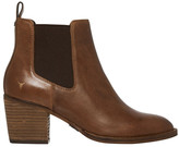 Thumbnail for your product : Windsor Smith Faith Tan Heeled Ankle Boot
