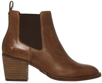 Windsor Smith Faith Tan Boot