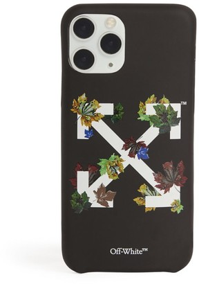 Off-White Leafy Arrows iPhone 11 Pro Case