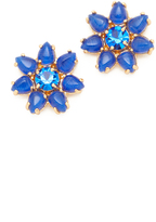Kate Spade Brilliant Bouquet Stud Earrings